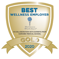 Systems Engineering Receives Gold Certification for Worksite Wellness