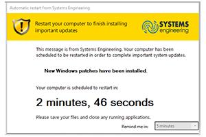 Reboot Request Web