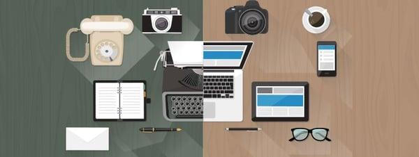 Blog - Evolution