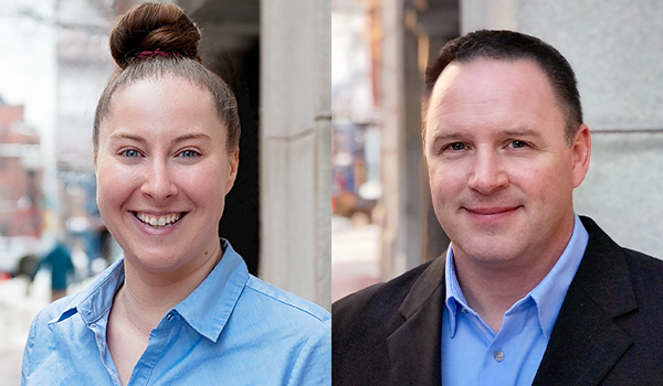 Systems Engineering Promotes Two Employees to Senior Leadership
